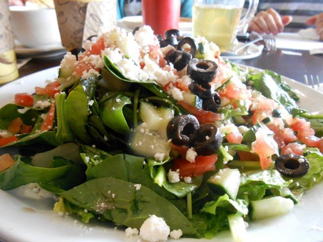 Delicious Greek Salad!