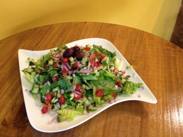 Delicious & Healthy Israeli Salad
