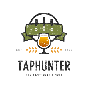 TapHunter_logo_V_distressed