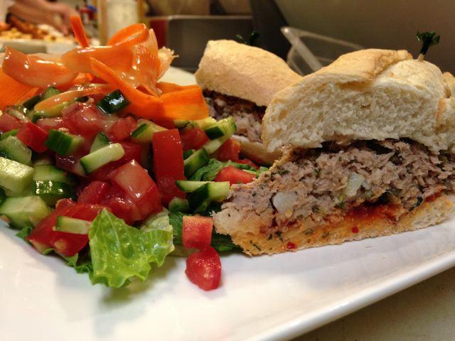 Tunisian Sandwich